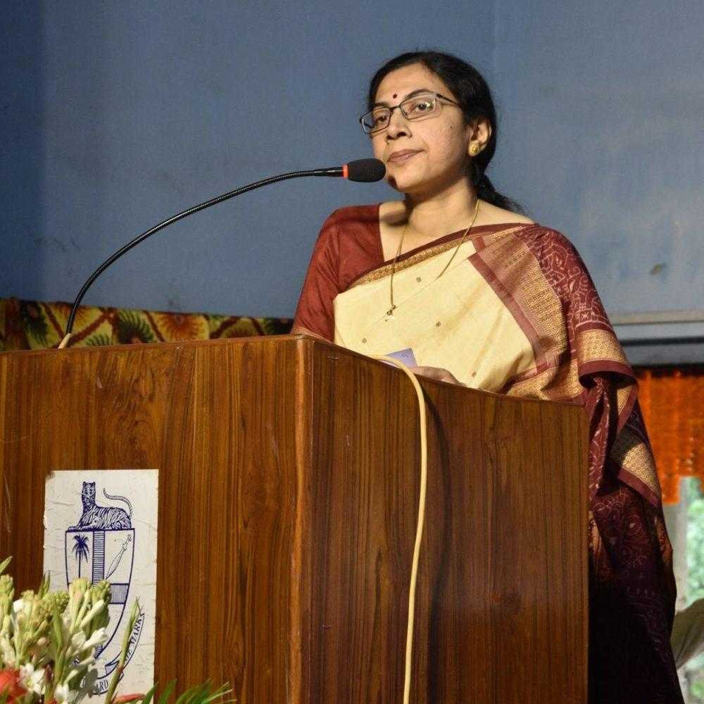 Dr. Anasuya Bhar